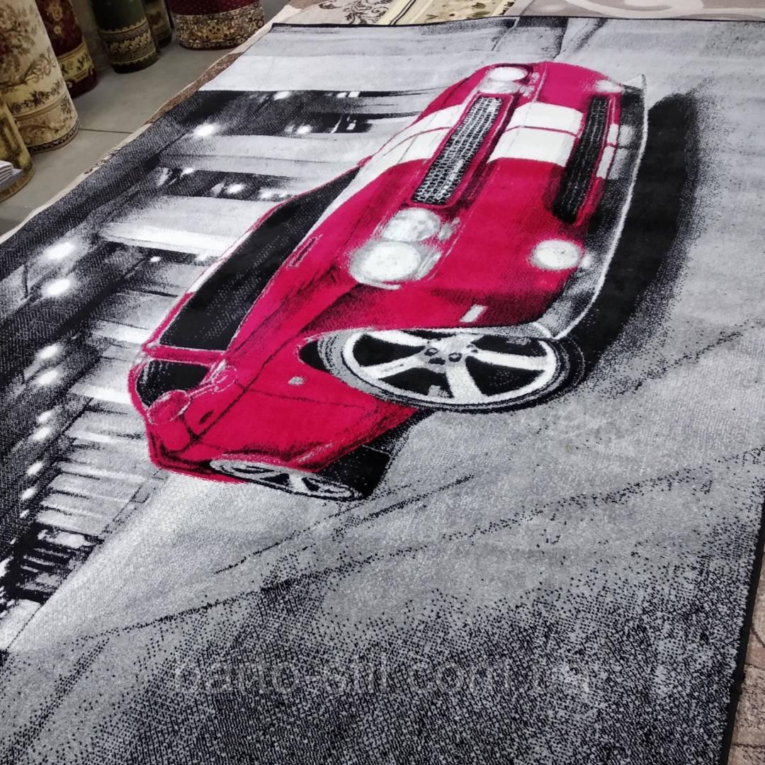 "Ковёр Kolibri ""красная машина"" 1.33х1.90 м."