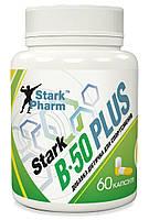 Мультивитаминный комплекс Stark Pharm - B-50 Plus (B-complex) (60 капсул)
