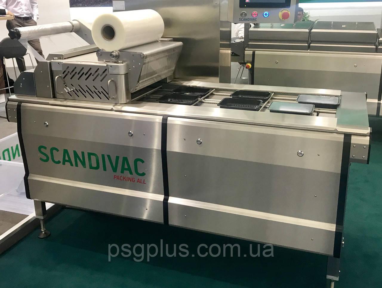 Автоматическая машина для запаивания лотков со Skin-ефектом Scandivac