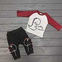 Детский Костюм нарядный для мальчиков оптом р.9-12 месяцев