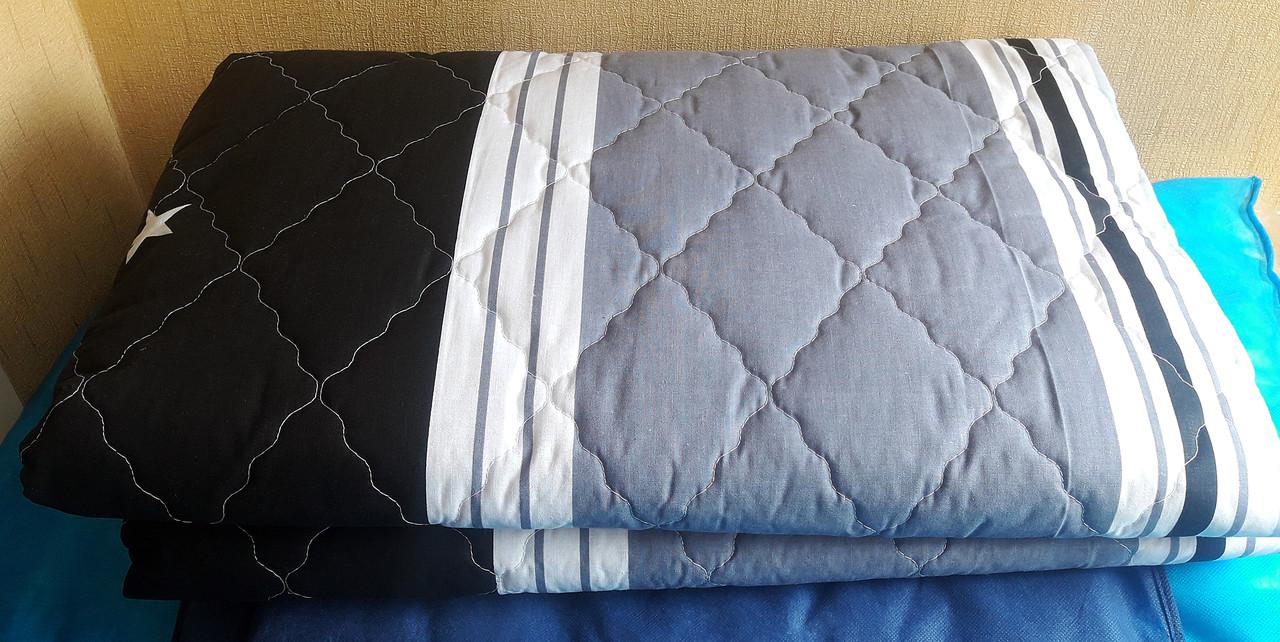 """Двуспальное облегченное стеганое одеяло """"№12"""" - 172х205"""