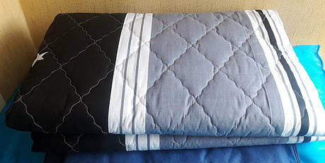 """Двуспальное облегченное стеганое одеяло """"№12"""" - 172х205, фото 2"""
