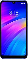 Смартфон Xiaomi Redmi 7 2/16Gb Global Version Оригинал Гарантия 3 месяца Comet Blue, фото 3