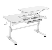 Стол для школьника FunDesk Littonia Grey, фото 2
