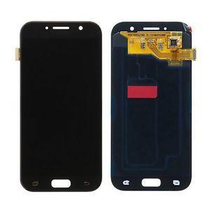 Дисплей (LCD) Samsung SM-A520F Galaxy A5 (2017) TFT с тачскрином черный (подсветка Оригинал)