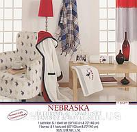 Набор халат с полотенцами U.S.Polo Assn - Nebraska XS/S