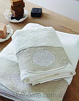 Набор полотенец махровых Karaca Home Zac 50*90+85*150 см.
