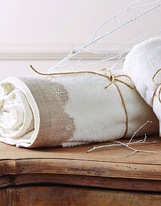 Набор полотенец махровых Karaca Home Becky 50*90+85*150 см.