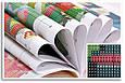 Цветы в корзине J185. Набор для вышивки крестом с печатью на ткани 14ст , фото 6