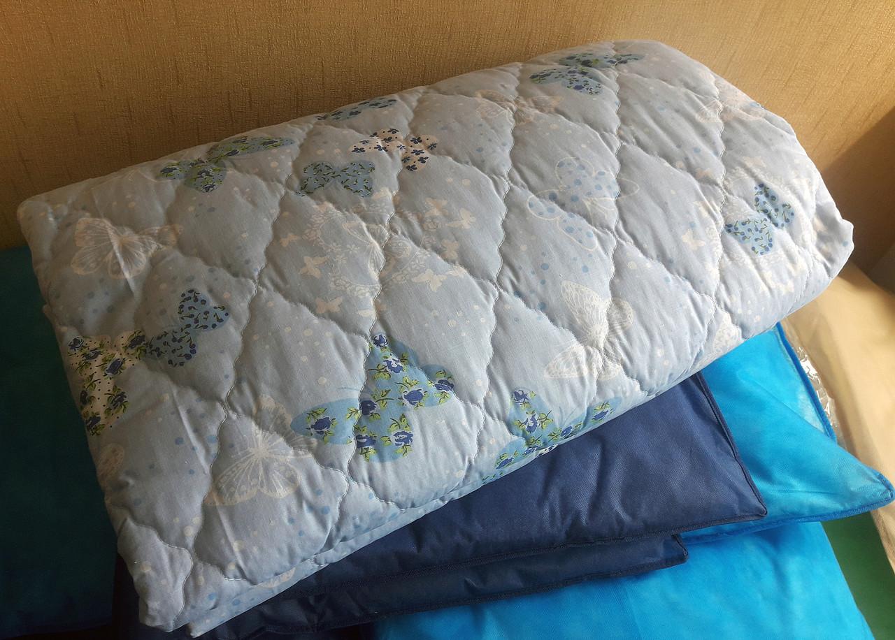 """Двуспальное облегченное стеганое одеяло """"№14"""" - 172х205"""