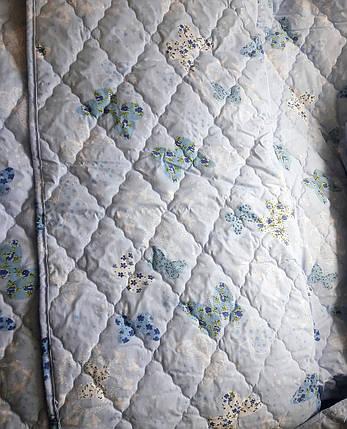 """Двуспальное облегченное стеганое одеяло """"№14"""" - 172х205, фото 2"""