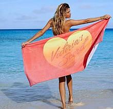 Полотенце Victoria's Secret сердце