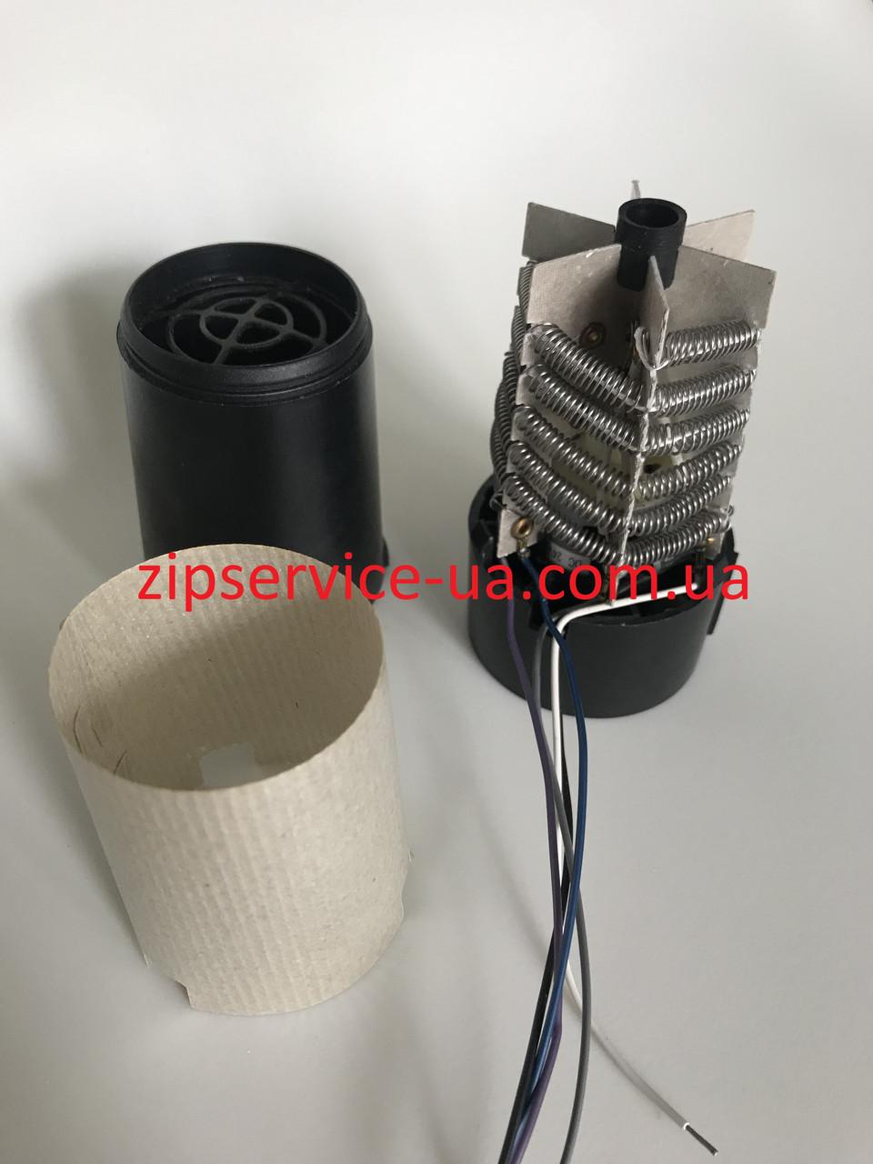 Нагревательный элемент фена в сборе с крыльчаткой и мотором