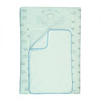 Пеленальный матрас для новорожденных  тканевый Veres Prince