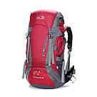 Туристический рюкзак, походный 45-50 л New Outlander 45 +5L,красный(AV 2188), фото 2