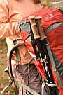 Туристический рюкзак, походный 45-50 л New Outlander 45 +5L,красный(AV 2188), фото 6