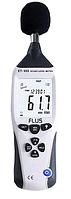 Профессиональный шумомер FLUS ET-953