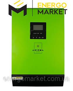 Инвертор сетевой  AXIOMA energy ISGRID 4000 с резервной функцией (4 кВт, ИБП)