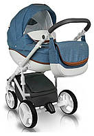 Универсальная детская коляска 2 в 1 BEXA IDEAL NEW