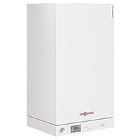Котёл газовый Viessmann Vitopend 100-W 29,9 кВт A1HB005 (Турбо) + коаксиальный дымоход