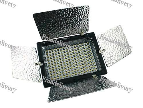 Светодиодный осветитель Yongnuo YN-160II, микрофон - Sat-ELLITE.Net - 1-й Интернет-Cупермаркет в Киеве