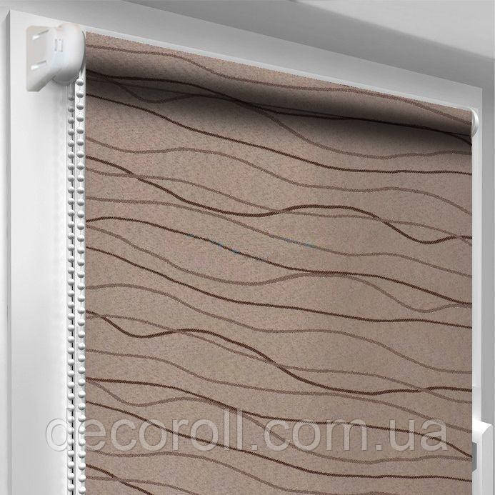 """Рулонные шторы, изготовление всех размеров, из ткани """"Фала"""""""