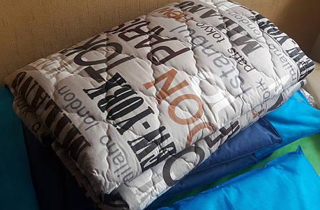 """Облегченное стеганое одеяло """"Столицы"""" - 172х205, фото 2"""
