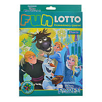 Игровой набор 1 вересня Funny loto Frozen 953676