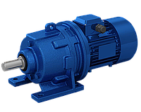 Редуктор, мотор-редуктор 3МП 31,5 28 об/мин 110 сборка (на лапах)