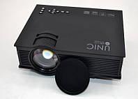 Портативный пректор WiFi LED  UC46 1200LM