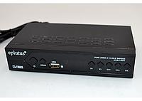 Цифровой ТВ-ресивер T2 Eplutus DVB-166T эфирный тюнер Т2, фото 1