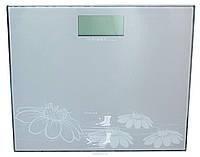 Весы напольные First Austria FA-8015-2 Grey стеклянные платформенные до 150 кг