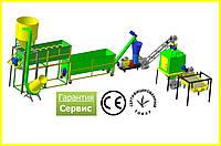 Линия гранулирования отходов подсолнечника Артмаш