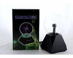 """Ночник уникальный 3D Magic Flash Ball Плазменный шар 5"""" (24)"""