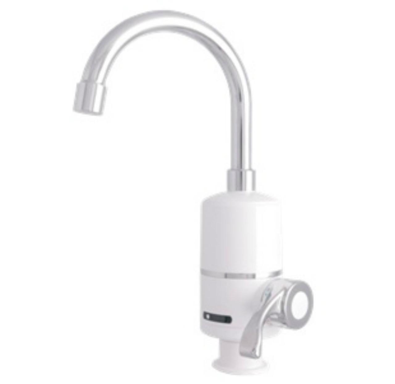 Водонагреватель (бойлер) Grunhelm EWH-3G проточный нагреватель мощный регулировка температуры