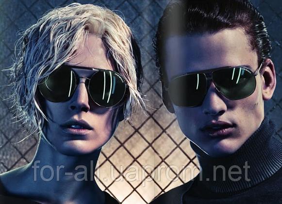 Фото Солнцезащитные очки Emporio Armani