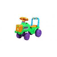 Машинка для катания Беби Трактор 931, фото 1