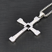 Крест Доминика Торетто (кулон Вина Дизеля) опт