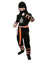 Детский карнавальный костюм Детский карнавальный костюм Ниндзя