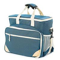 Сумка-холодильник для пикника на 4 персоны CRT26 40х24х33 см походная сумка, фото 1