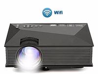 Проектор W886 (200Lum WiFi) домашний видео проектор с WiFi Wanlixing FHD 1920x1080