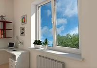 Металопластикові вікна / Продаж вікон / Теплий монтаж вікон у Львові