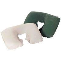 Подушка дорожная под шею Bestway 67006 Flocked Travel Pillow