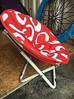 Детский складной круглый стул  l8