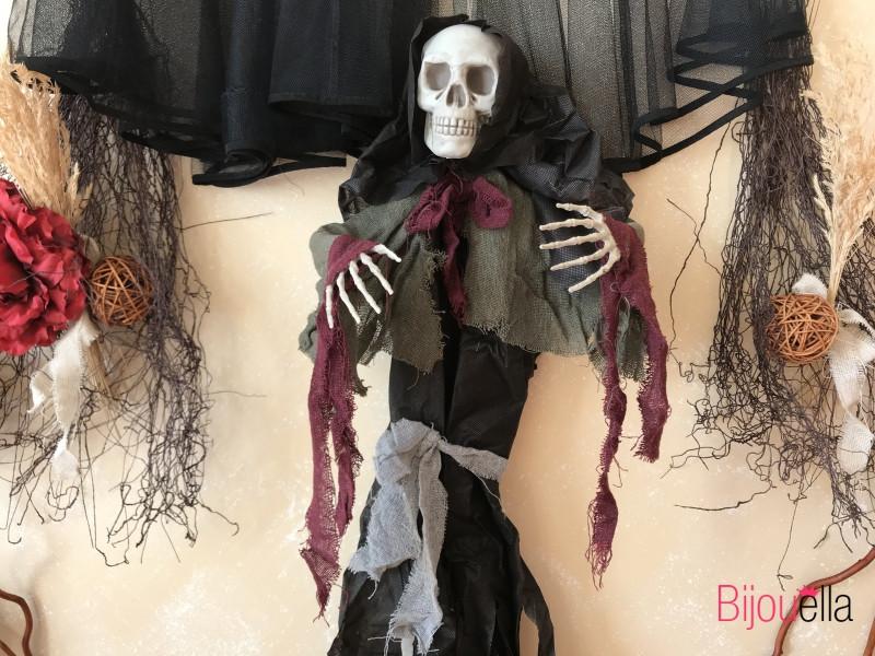 Для тематической вечеринки подвесной обычный череп на хэллоуин страшное украшение