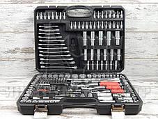 Набор инструментов DIZEL DZ-216 (216 предметов)
