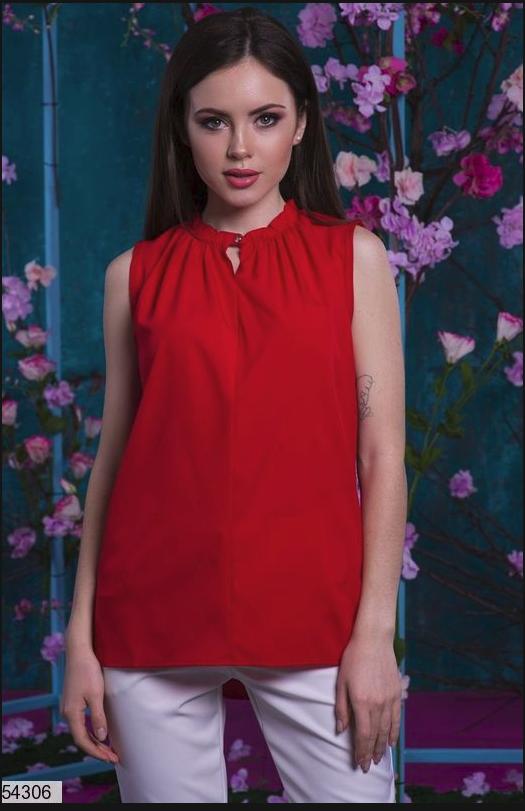 Блуза летняя ТМ Фабрика моды размеры: 42,44,46,48