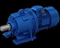Редуктор, мотор-редуктор 3МП 40 28 об/мин 110 сборка (на лапах)