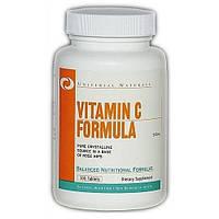 Витамины Universal Vitamin C 100 таб