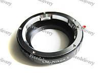Адаптер переходник Leica M LM - Nikon 1 J1, кольцо